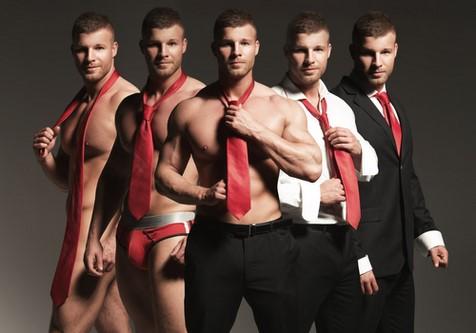 Stripteaseurs