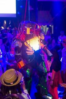 Robot Lumineux Nantes