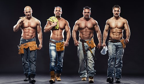 Spectacle Chippendales