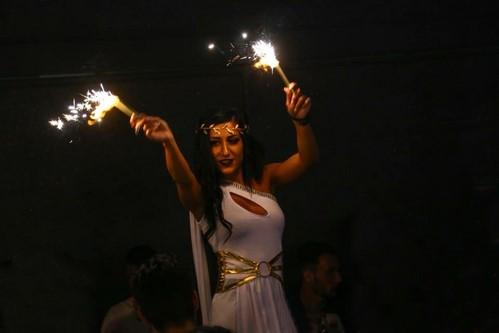Stripteaseuse anniversaire Toulon Var