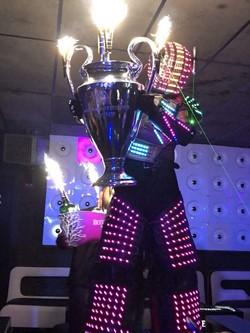 Robotled Lyon