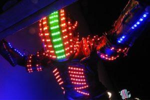 Robot Led Lille Nord