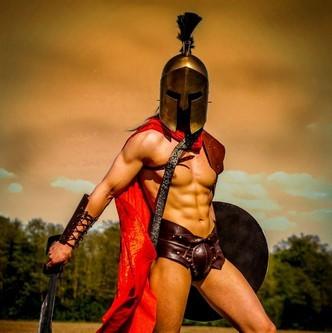 Chippendale EVJF Gladiateur