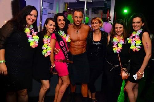 Stripteaseur Anniversaire Monaco Menton