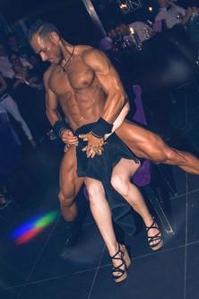 Stripteaseur EVJF Monaco