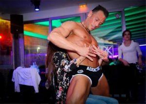 Stripteaseur Monaco
