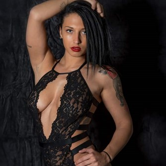 Stripteaseuse Bruxelloise