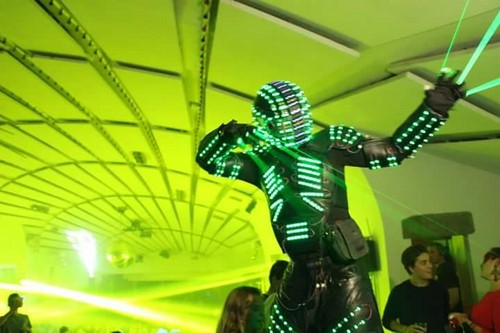 Robot Led Toulouse