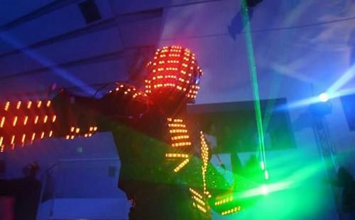 Robot Lumineux Haute-Garonne