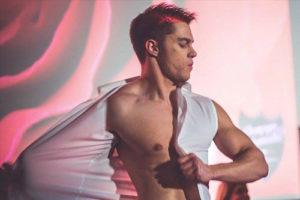 Stripteaseur Besançon