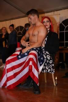 Stripteaseur EVJF Besançon Doubs
