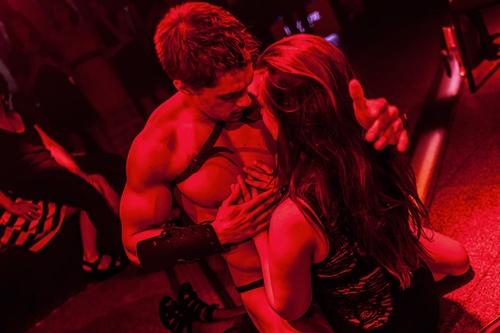 Stripteaseur Glamour à domicile Besançon