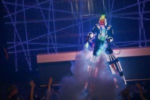 Robot Led Genève