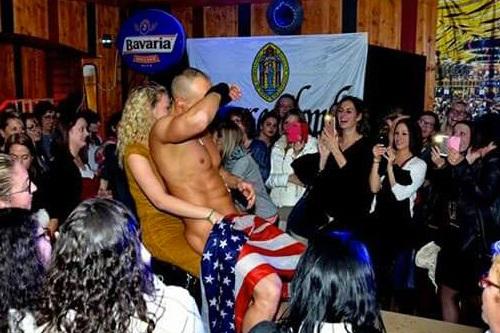 Stripteaseur Normandie