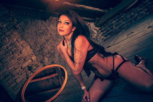 Stripteaseuse Valenciennes