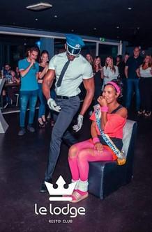 Stripteaseur Enterrement Vie de Jeune Fille Marseille