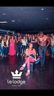 Stripteaseur EVJF Black Marseille
